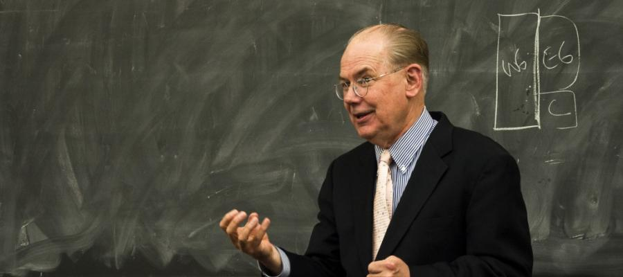 John Mearsheimer discussing NATO's history