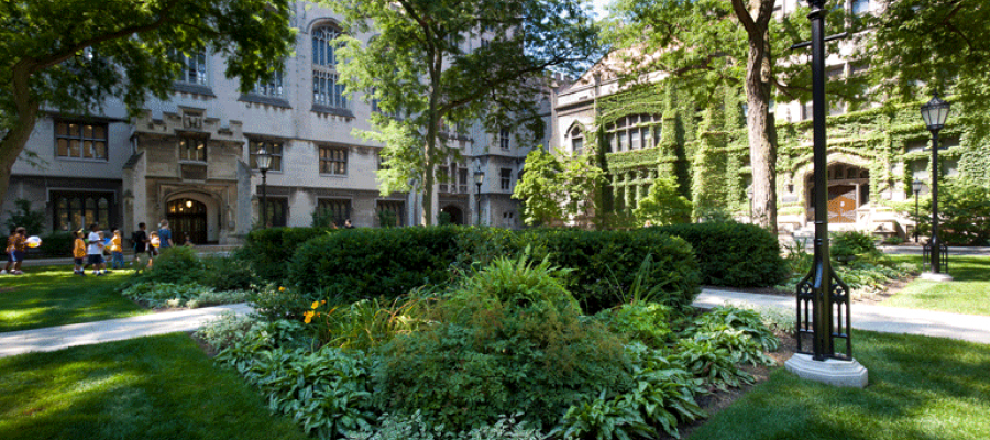 University of Chicago Quad